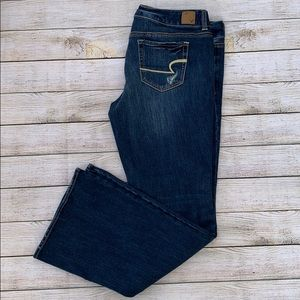 American Eagle Stretch Artist jeans size 16